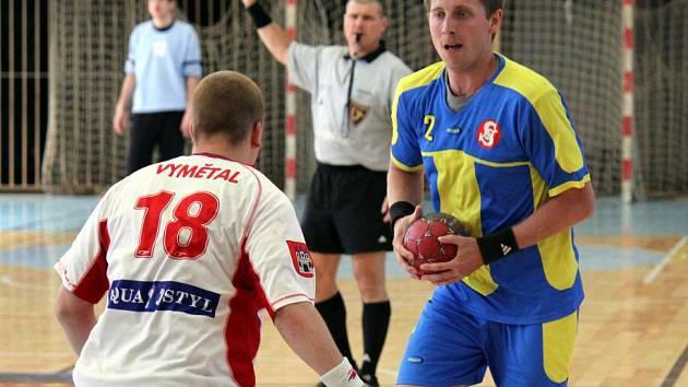 Tomáš Černíček (vpravo)