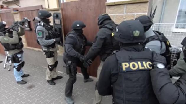 Protidrogový zásah na Prostějovsku