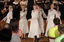 Taneční skupina Rut si připomněla dvacet let od svého založení. Jak jinak než tancem.