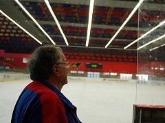 Zimní stadion v Prostějově. Ilustrační foto