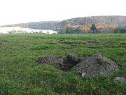 Plumlov čeká výsadba lipové aleje na staré cestě k přehradě.