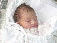 Aneta Abrahámová, Určice, narozena 5. dubna, 45 cm, 2650 g