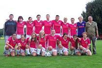 Fotbalistky FC Kostelec na Hané