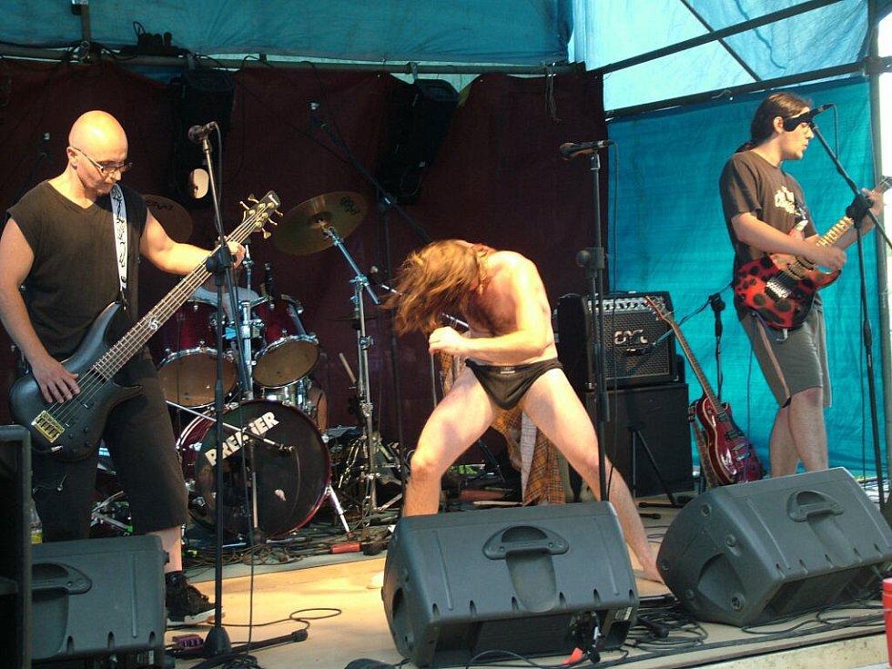 Rock Talent  2007 v Dobromilicích
