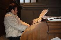 Koncert v němčickém kostele sv. Máří Magdalény