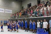SPORTUJE SE. Prostějovské Národní sportovní centrum už slouží veřejnosti.