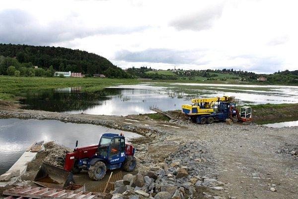 Plumlovská přehrada 31.května 2013