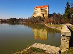 Podhradský rybník v Plumlově