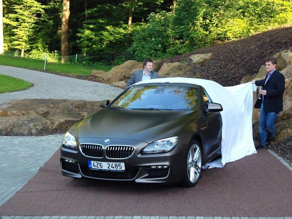 BMW v Augustiniánu