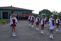 Slavnostní předání ČOV v Němčicích nad Hanou