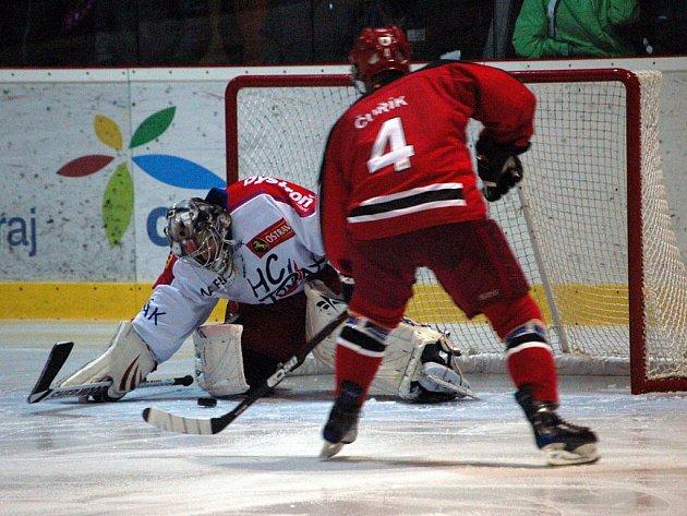 Prostějovští hokejisté slaví třetí výhru v řadě. Na domácím ledě si v sobotu poradili s nováčkem soutěže z Poruby v poměru 3:0.