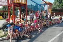 Mateřské centrum Cipísek a jeho činnosti