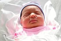 Patricie Tomigová, Smržice, narozena: 29.11. 2018, 52cm, 3900g