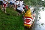Dračí lodě v Čehovicích