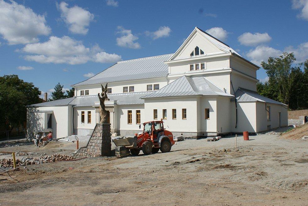 Komunitní centrum v Konici