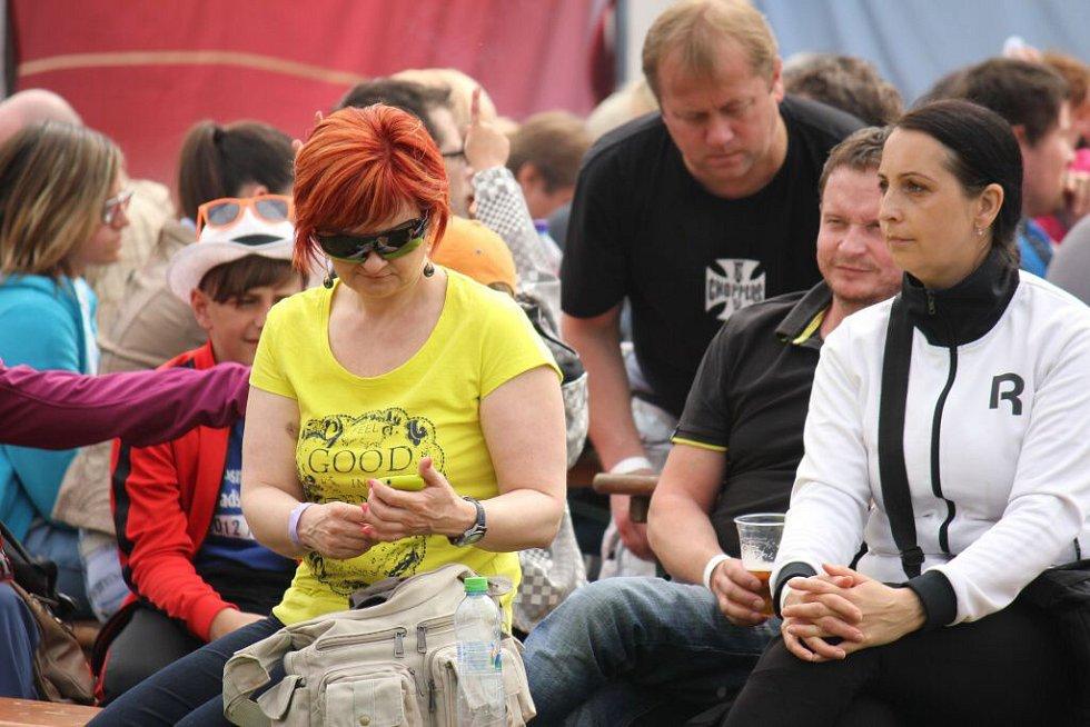 Pivní slavnosti na velodromu v Prostějově