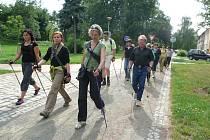 Lenka Sehnalová pořádá pro zájemce i vycházky v okolí Prostějova