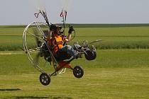 Paragliding ve Stichovicích