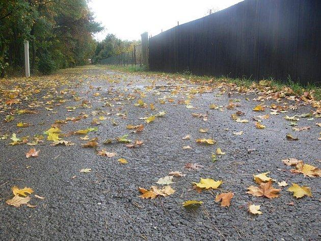 Cesta za Cavalem. Ilustrační foto