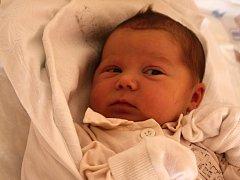 Linda Marko, Prostějov, narozena 6. září, 49 cm, 3400 g