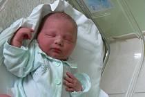 Filip Mauler, Vrahovice, narozen 13. října, 3300 g, 51 cm
