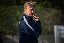 Fotbalisté Prostějova remizovali v domácím utkání F:NL s Jihlavou 1:1.Oldřich Machala