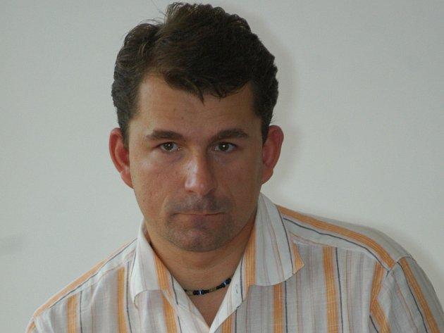 Tomáš Rak, současný generální manažer prostějovského basketbalového oddílu.