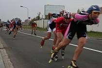 Závody v rámci Sportovního dne na kolečkách by opět měly přilákat schopné in-line jezdce z celé republiky.