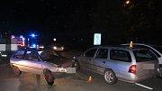 Při nehodě na okraji Prostějova se zranily dvě ženy