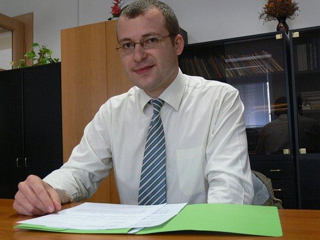 Viktor Hýbl dělá od září přísedícího u prostějovského soudu