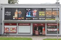 Disco Club Morava v Olomoucké ulici v Prostějově