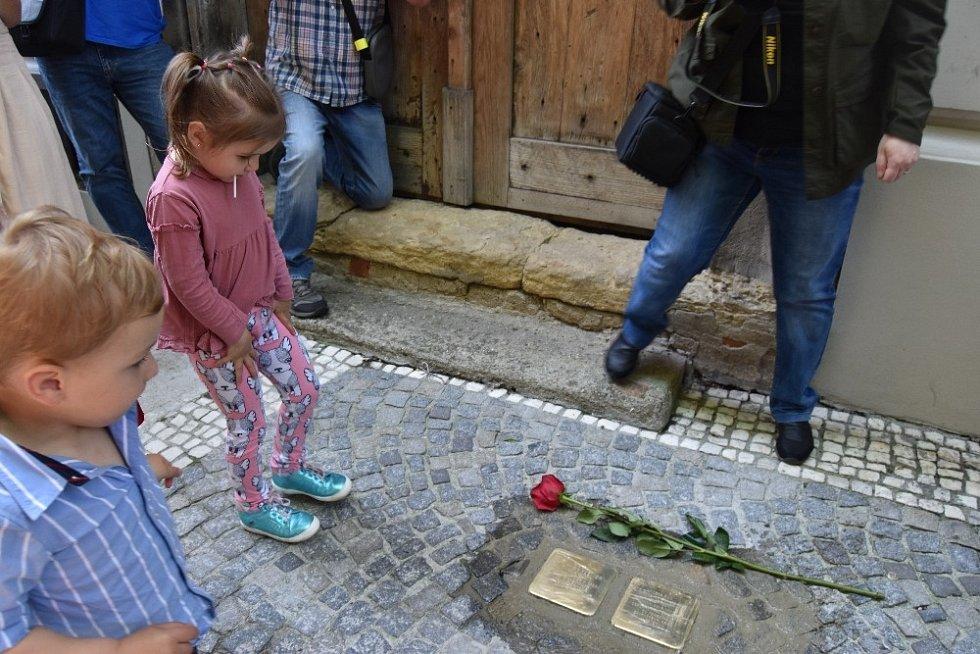 Ukládání Kamenů zmizelých