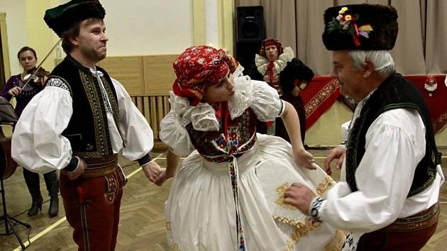Kosíř slavil 30 let od znovuobnovení.