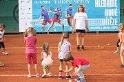 Tenisový nábor v Prostějově - Hledáme nové vítěze