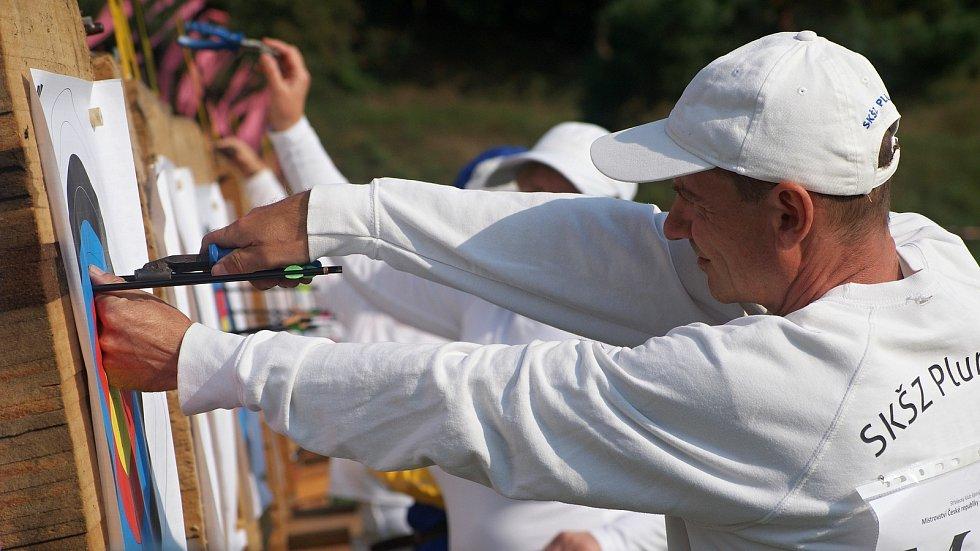 MČR ve střelbě z polní kuše v Plumlově - 12. 9. 2020 - Bob Korbař