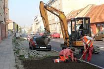 Rekonstrukce Olomoucké ulice