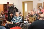 Slavnostní předávání sociálního automobilu v Centru sociálních služeb v Prostějově