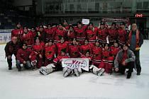 Hokejový turnaj v Popradu