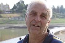 Rybář Petr Sedláček