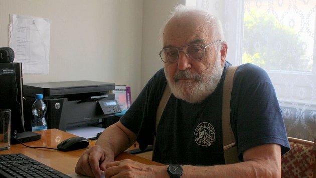 Boris Vystavěl,  předseda SK Prostějov a předseda Okresního sdružení České unie sportu Prostějovska