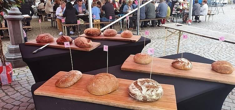 Domácí chleba podle Maxijedlíka