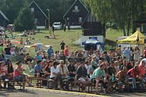 Plumlovský kemp Žralok hostil o víkendu třináctý ročník mezinárodního hudebního festivalu Keltská noc