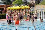 Začátek červnových tropů v prostějovském aquparku
