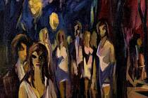 Prostějovská Galerie N7 zve na výstavu obrazů Jaroslava France