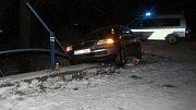 Nehoda mezi Smržicemi a Mostkovicemi
