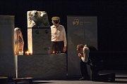 Hanácký divadelní máj 2018 - Představení němčického DS Na štaci roztleskalo celý sál.
