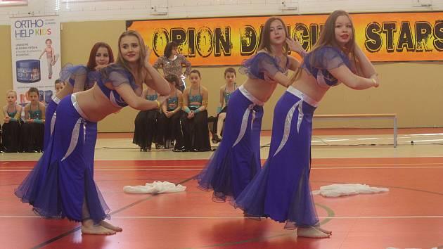 Na devět set tanečnic a tanečníků se sjelo do Němčic nad Hanou