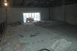Rekonstrukce hasičské zbrojnice v Plumlově