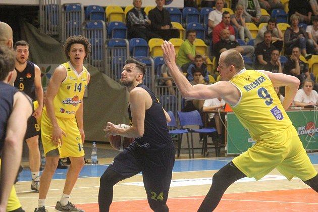 Olomoucko proti Opavě ve čtvrtfinálové sérii