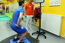 Centrum sportovní a preventivní medicíny v prostějovské nemocnici